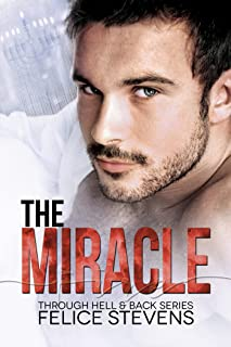 The Miracle: A Contemporary Gay Hanukkah Story (Through Hell and Back Book 4)