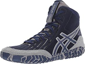 ASICS Women's Mens Aggressor 3 Wrestling Shoe
