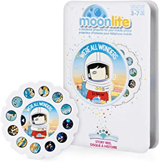 Moonlite - We're All Wonders Story Reel for Moonlite Storybook Projector, for Ages 3 and Up