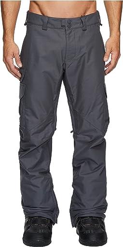 Cargo Pant-Mid