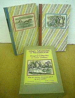 Alice's Adventures in Wonderland & Through the Looking-Glass 1946 HB/slipcase