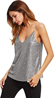 2693c80c87c939 Amazon.com: Silvers - Tanks & Camis / Tops, Tees & Blouses: Clothing ...
