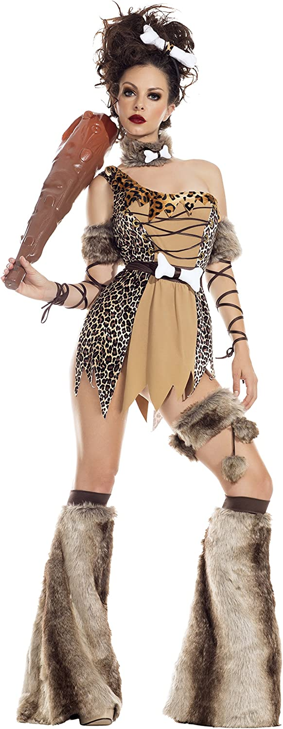 Party King Women's Cave Costume In a popularity Recommendation Babe