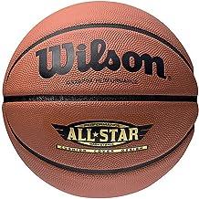 Wilson Performance All Star Balón, Unisex Adulto, marrón, 7