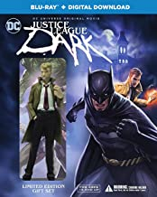 Justice League Dark with Mini Figure [Blu-ray]