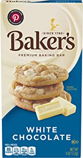 Best bakers brand white chocolate Reviews