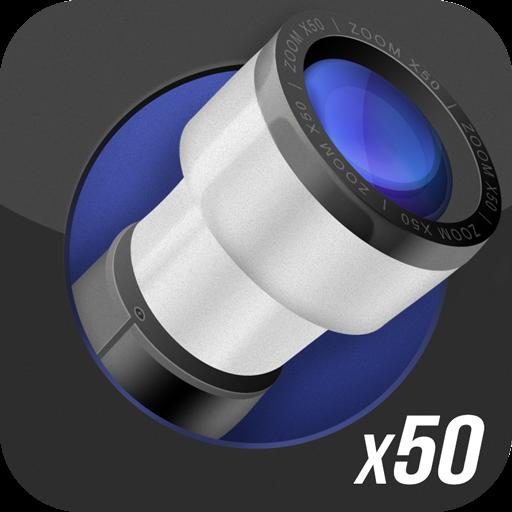 Mega zoom fotocamera