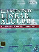 Elementary Linear Algebra, 4Th Edition