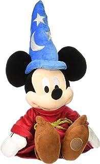 "Disney 1940 Fantasia SORCERER'S APPRENTICE Milestone MICKEY MOUSE 26"" Plush Doll"