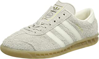 adidas Originals Hamburg Womens Leather Sneakers/Shoes
