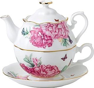 Royal Albert l'amitié Miranda Kerr, Porcelaine, blanc, 18.0x16.0x18.0 cm