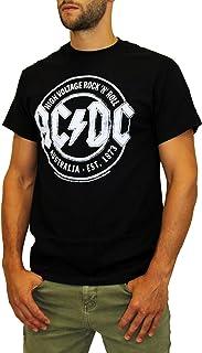 AC/DC Angus Camiseta Hombre