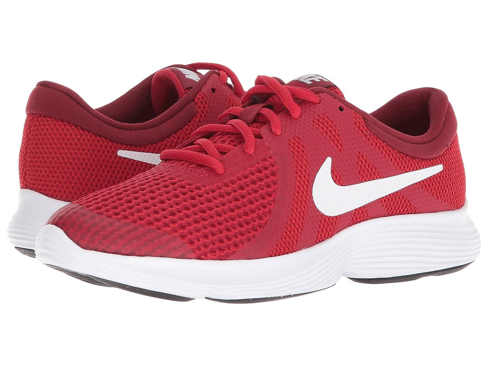 Nike Kids Revolution 4 Wide (Big Kid)Atmospheric grades have affordable shoes
