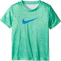 Nike Kids - Blacktop All Over Print Dri-Fit Tee (Toddler)