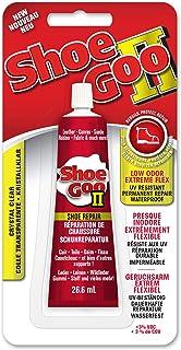 Shoe Goo II (2) Colle de réparation de chaussures 26,6 ml Transparent Adhésif permanent