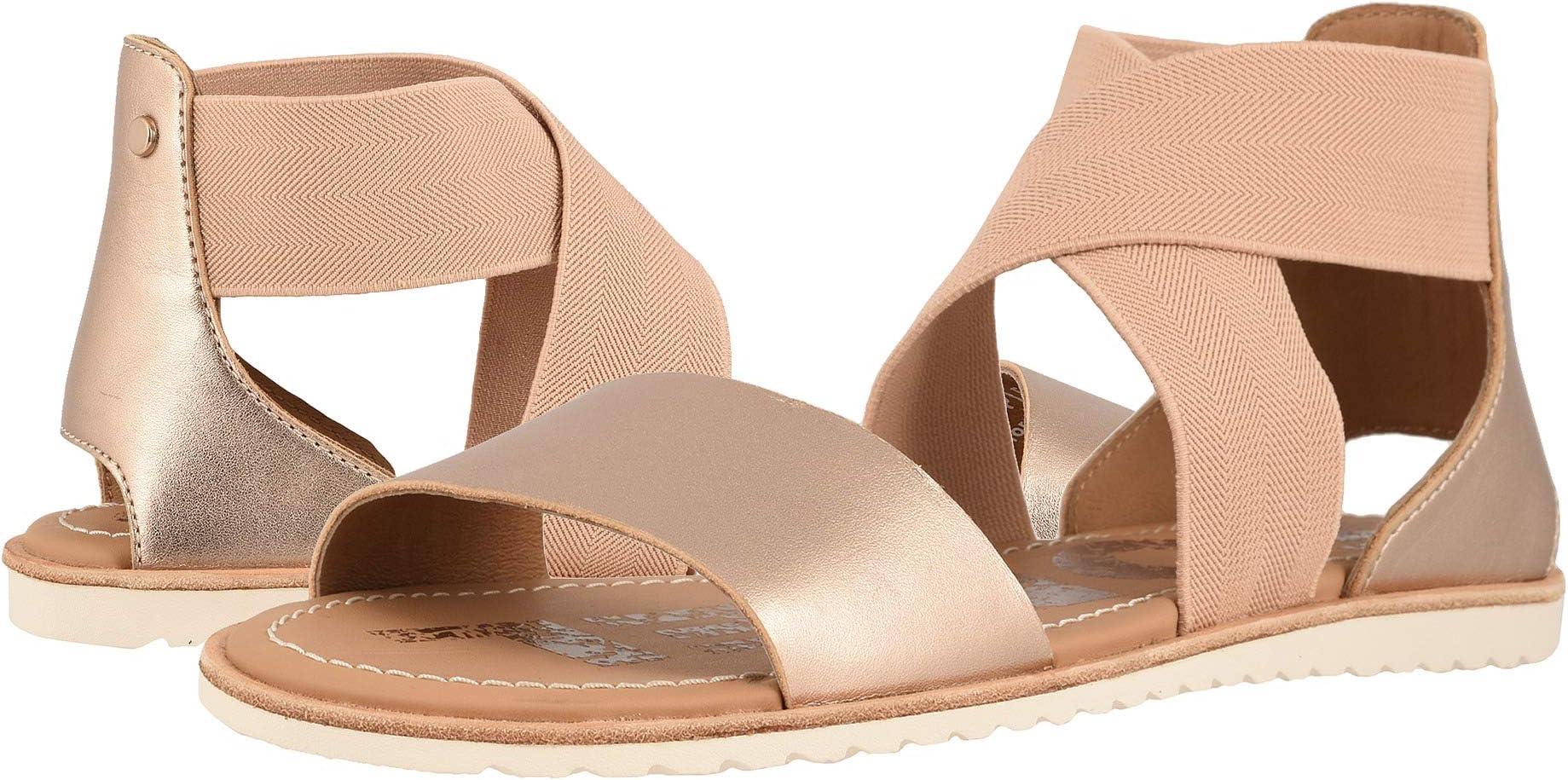 Sorel Flats Sandals