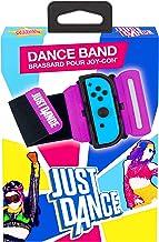 Just Dance 2021 Ufficiale - Bracciale da Ballo - Fascia da Braccio Per Controller Joycon, Cinghia Elastica Regolabile con ...