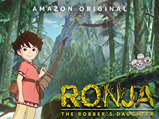 Ronja, the Robber�s Daughter