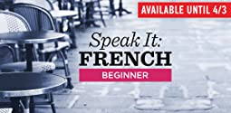 Speak It: French - Beginner