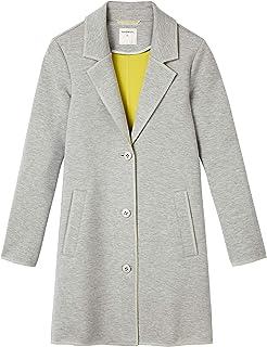 fd6df6a87add Sandwich Clothing - Longline Blazer Jacket, Fresh Grey HTR