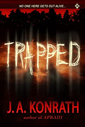 Trapped - A Novel of Terror (The Konrath Horror Collective) (English Edition)