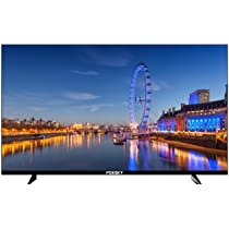 Foxsky 108 cm (43 inches) Full HD Smart LED TV 43FS-VS (Black) (2021 Model) | With Voice Assistant