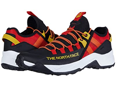 The North Face Trail Escape Edge (TNF Black/Bamboo Yellow) Men