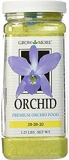 Grow More 5121 All-Purpose Premium Orchid Fertilizer, 1.25-Pound