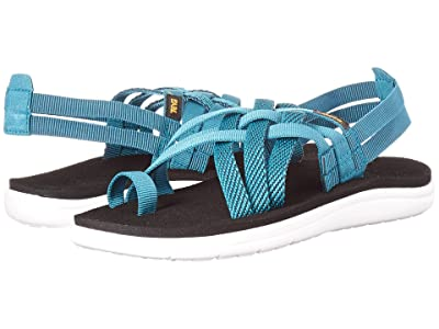 Teva Voya Strappy (Hera Deep Lake) Women