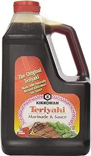 64 Oz. Kikkoman Teriyaki Marinade & Sauce