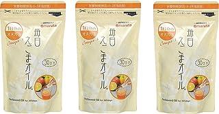 太田油脂 毎日えごまオイル 3g×30袋×3個セット