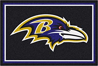FANMATS 12490 Head Rest Cover NFL Baltimore Ravens