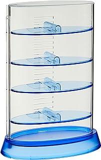 シンコハンガー タワー型メガネコレクションケース アイコレクタワー ブルー