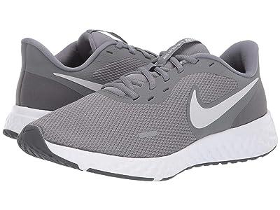 Nike Revolution 5 (Cool Grey/Pure Platinum/Dark Grey) Men