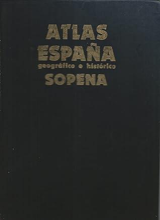 Atlas escolar geografico-historico de España