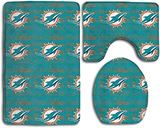 Best miami dolphins bathroom accessories Reviews