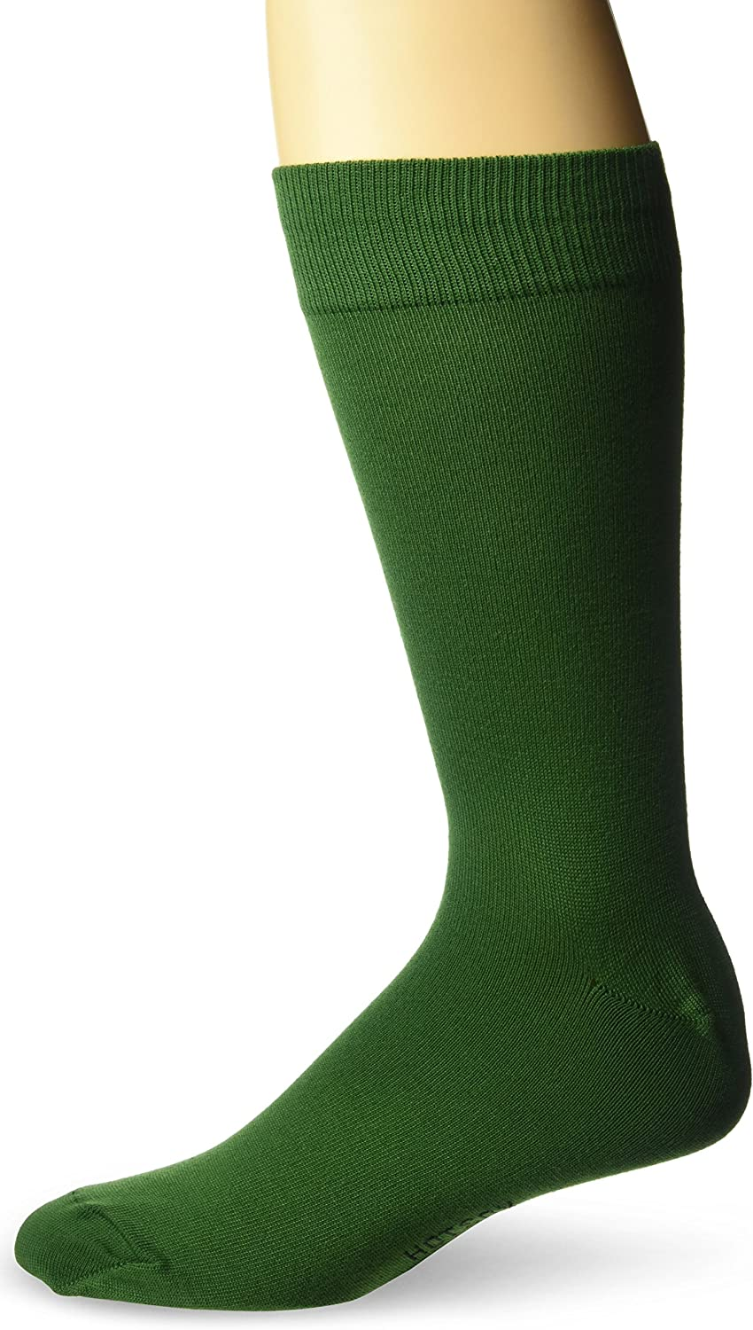Hot Sox mens Classic Pattern and Solid Novelty Casual Fashion Socks