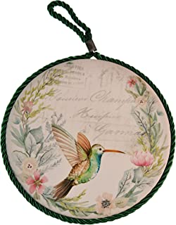 HOME-X Bird Trivet for Dining Room, Kitchen Decor Hot Pad for Serving Hot Dishes