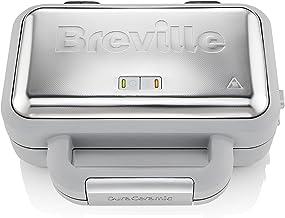 Breville VST072X Wafelmaker, Zilver