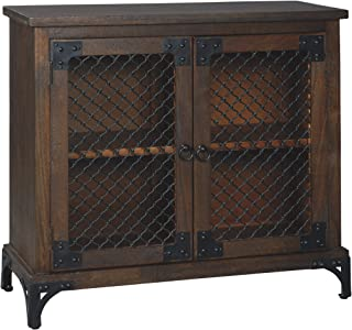 Ashley Furniture Signature Design - Havendale Accent Cabinet - Brown