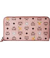 MCM - Rabbit Zipped Wallet Large