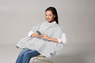 Protective Radiation Shielding Breastfeeding Nursing...