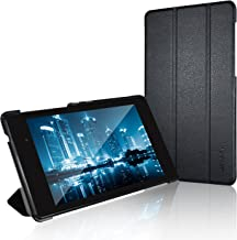 Nexus 7 Case, JETech Slim-Fit Case Cover for Google Nexus 7 2013 Tablet w/Stand and Auto..
