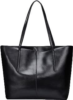 Women's Handbag Genuine Leather Tote Shoulder Bags Soft Hot