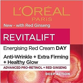 L'Oreal Paris Revitalift energiserande röd hälsosam glöd dagskräm 50 ml
