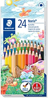 STAEDTLER 144 ND24 ST Noris Club Hexagonal Coloured Pencil 24-Colours