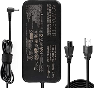 19V 6.32A 120W Laptop Adapter Compatible for ASUS A15-120P1A PA-1121-28 AC Power Charger for ASUS ROG FX504 GL502V GL752VW GL552VW N750 Laptop by VEONES