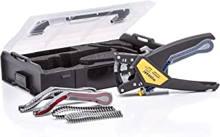 JOKARI QUADRO PLUS Set (Part 62000) Ratcheting Multi-Function Tool for Cutting, Stripping, Twisting & Crimping Wire