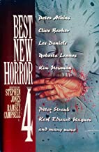 Best New Horror 4 (Mammoth Book of Best New Horror)