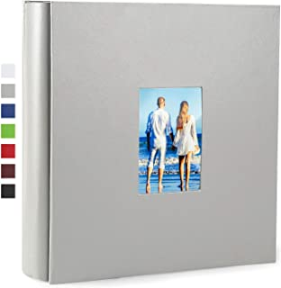 Vienrose Photo Album for 4x6 1000 Photos Leather Cover Extra Large Capacity Photo Book for Family Wedding Anniversary Baby